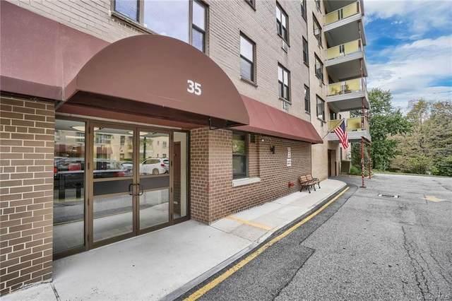 35 Stewart Place #401, Mount Kisco, NY 10549 (MLS #H6147850) :: Cronin & Company Real Estate