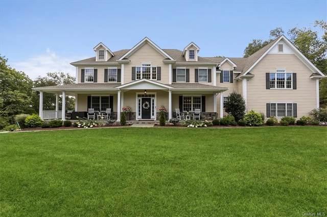 155 Pines Bridge Road, Katonah, NY 10536 (MLS #H6148048) :: Mark Boyland Real Estate Team