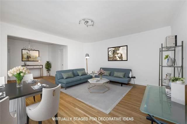 915 E 17th Street #111, Brooklyn, NY 11230 (MLS #H6148172) :: Signature Premier Properties