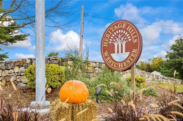 180 B Heritage Hills B, Somers, NY 10589 (MLS #H6148250) :: Goldstar Premier Properties