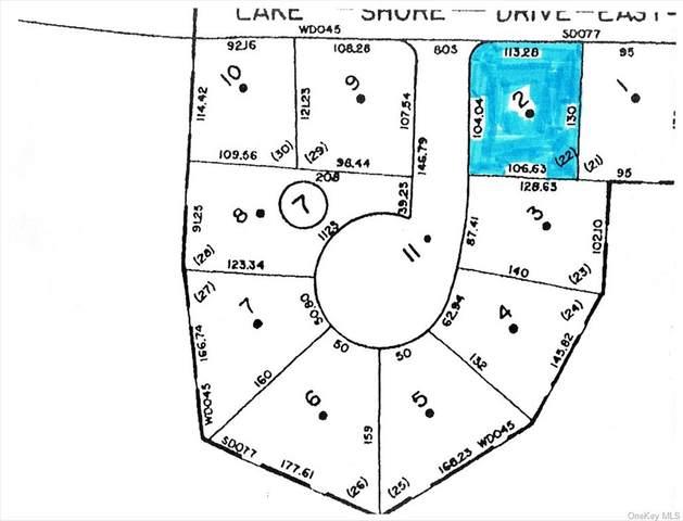 (7-2) E Lake Shore Drive E, Rock Hill, NY 12775 (MLS #H6148261) :: Cronin & Company Real Estate