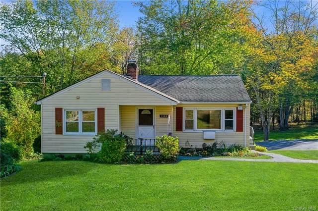 3338 Stony Street, Mohegan Lake, NY 10547 (MLS #H6148262) :: Cronin & Company Real Estate