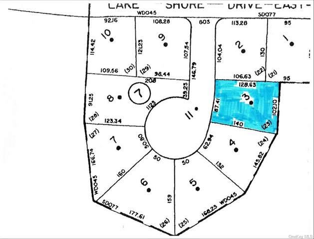 (7-3) E Lake Shore Drive E, Rock Hill, NY 12775 (MLS #H6148266) :: Cronin & Company Real Estate