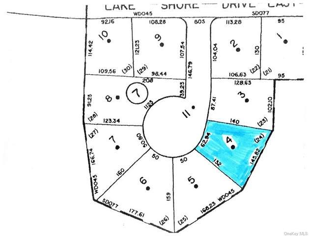 (7-4) E Lake Shore Drive E, Rock Hill, NY 12775 (MLS #H6148273) :: Cronin & Company Real Estate