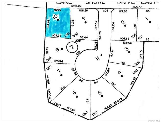 (7-10) E Lake Shore Drive E, Rock Hill, NY 12775 (MLS #H6148292) :: Cronin & Company Real Estate