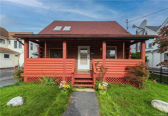 26 Buckley Street, Port Jervis, NY 12771 (MLS #H6148393) :: Cronin & Company Real Estate