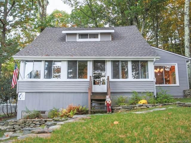 245 Yankee Lake Road, Wurtsboro, NY 12790 (MLS #H6148428) :: Carollo Real Estate