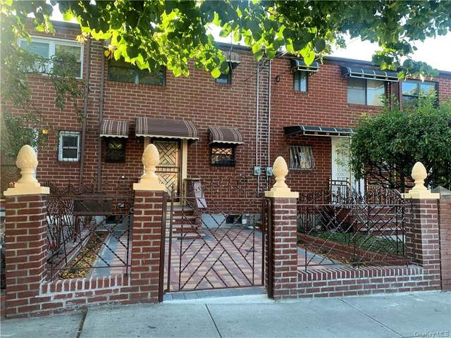 950 Rockaway Avenue, Brooklyn, NY 11212 (MLS #H6148482) :: Cronin & Company Real Estate