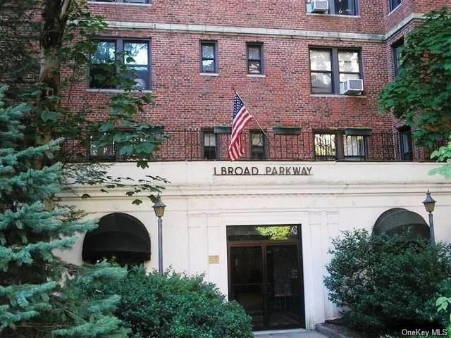 1 Broad Parkway 4C, White Plains, NY 10601 (MLS #H6148536) :: Cronin & Company Real Estate