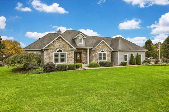 296 Forest Road, Wallkill, NY 12589 (MLS #H6148562) :: Carollo Real Estate