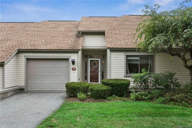 659 Heritage Hills B, Somers, NY 10589 (MLS #H6148633) :: Goldstar Premier Properties