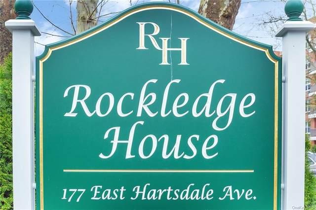 177 E Hartsdale Avenue 2A, Hartsdale, NY 10530 (MLS #H6148674) :: Carollo Real Estate