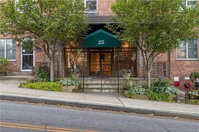 25 Franklin Avenue 4N, White Plains, NY 10601 (MLS #H6148791) :: Goldstar Premier Properties