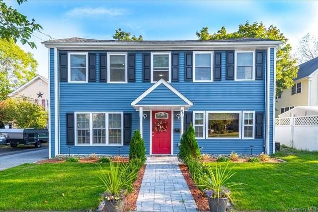 55 Green Street, Goshen, NY 10924 (MLS #H6149236) :: Cronin & Company Real Estate
