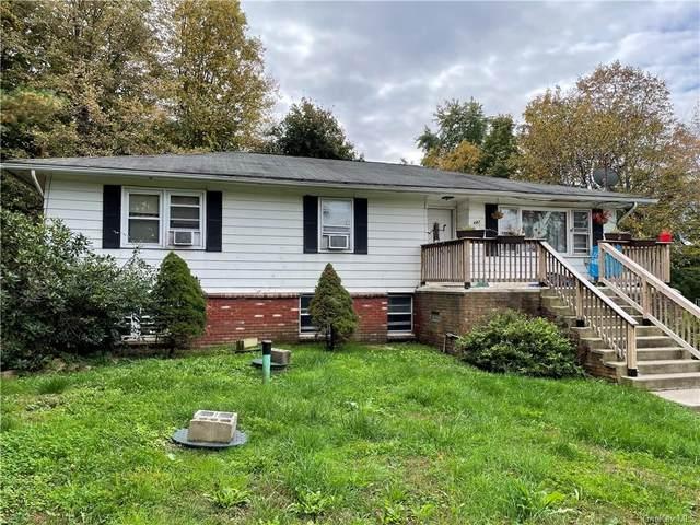 447 Fosler Road, Wallkill, NY 12589 (MLS #H6149368) :: Carollo Real Estate