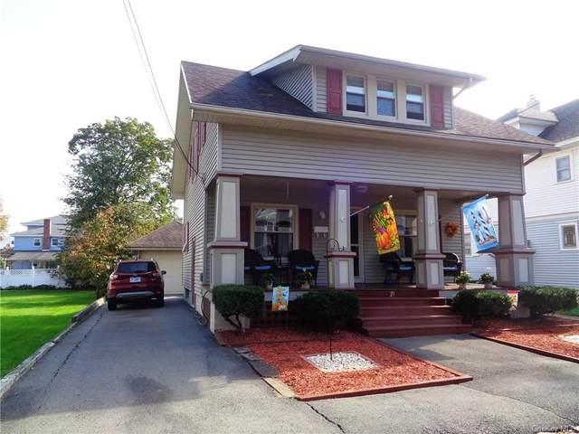 21 Sullivan Avenue, Port Jervis, NY 12771 (MLS #H6149463) :: Corcoran Baer & McIntosh