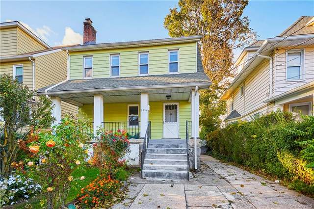126 5th Avenue, New Rochelle, NY 10801 (MLS #H6149490) :: Cronin & Company Real Estate