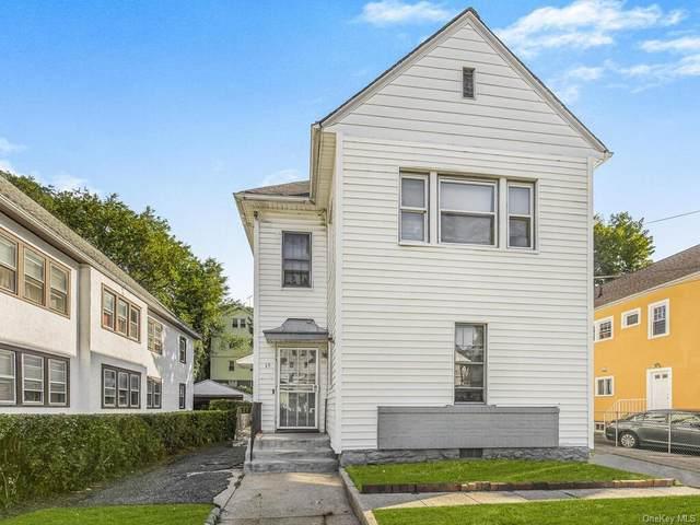 15 Pease Street, Mount Vernon, NY 10553 (MLS #H6149491) :: Barbara Carter Team