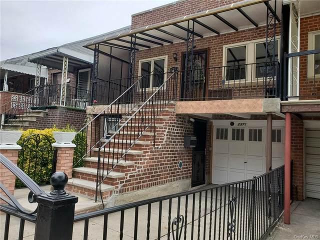 2371 Bragg Street, Sheepshead Bay, NY 11229 (MLS #H6149501) :: Cronin & Company Real Estate
