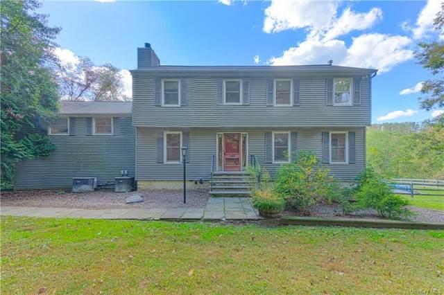 155 Route 100, Katonah, NY 10536 (MLS #H6149594) :: Cronin & Company Real Estate