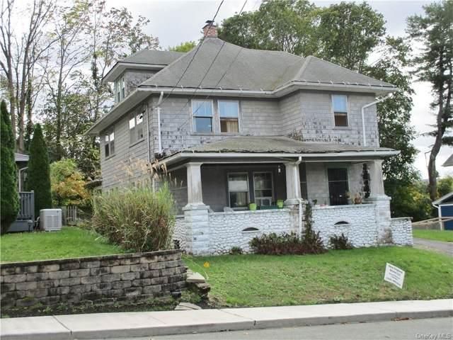 69 Seward Avenue, Port Jervis, NY 12771 (MLS #H6149605) :: Cronin & Company Real Estate