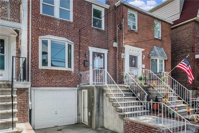 2318 Morgan Avenue, Bronx, NY 10469 (MLS #H6149701) :: Frank Schiavone with Douglas Elliman