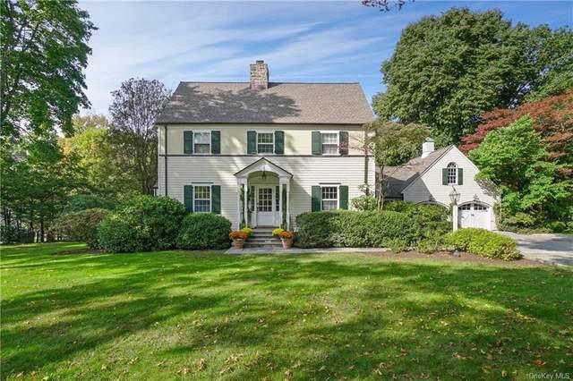 60 Devoe Road, Chappaqua, NY 10514 (MLS #H6149765) :: Mark Boyland Real Estate Team
