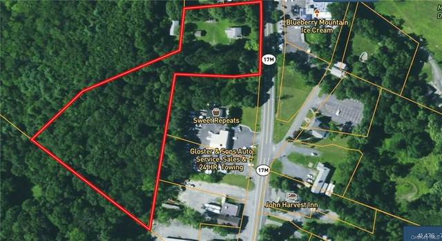 652 Route 17M, Middletown, NY 10940 (MLS #H6149792) :: Cronin & Company Real Estate