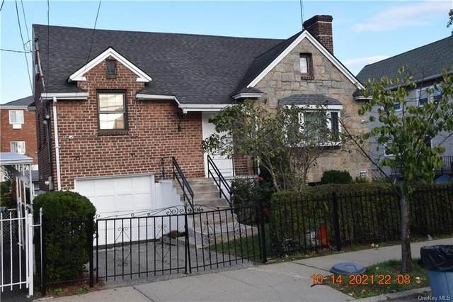 4446 Monticello Avenue, Bronx, NY 10466 (MLS #H6149938) :: RE/MAX RoNIN
