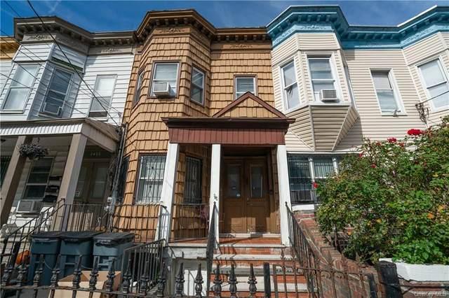 2457 Hoffman Street, Bronx, NY 10458 (MLS #H6150036) :: The McGovern Caplicki Team