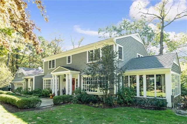 20 Alpine Lane, Chappaqua, NY 10514 (MLS #H6150084) :: Cronin & Company Real Estate