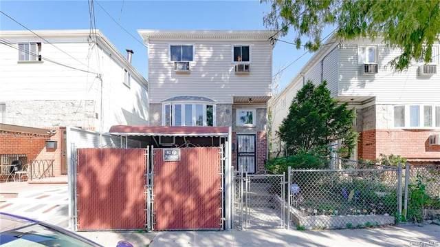 1559 E 91st Street, Canarsie, NY 11236 (MLS #H6150143) :: RE/MAX Edge