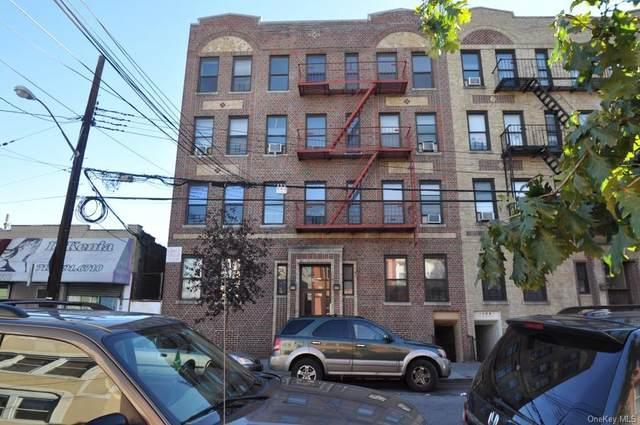 1160 Colgate Avenue 4B, Bronx, NY 10472 (MLS #H6150183) :: Carollo Real Estate