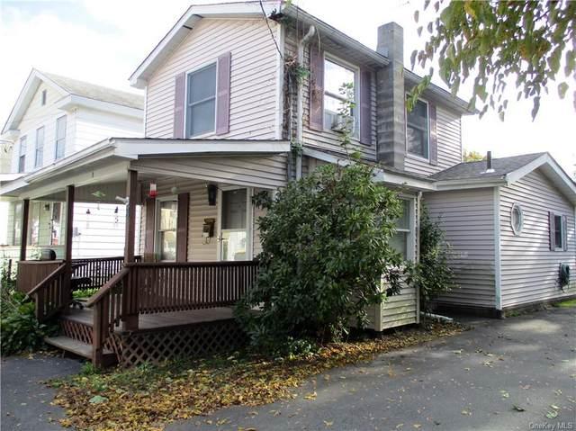 8 Bruce Street, Port Jervis, NY 12771 (MLS #H6150333) :: Barbara Carter Team