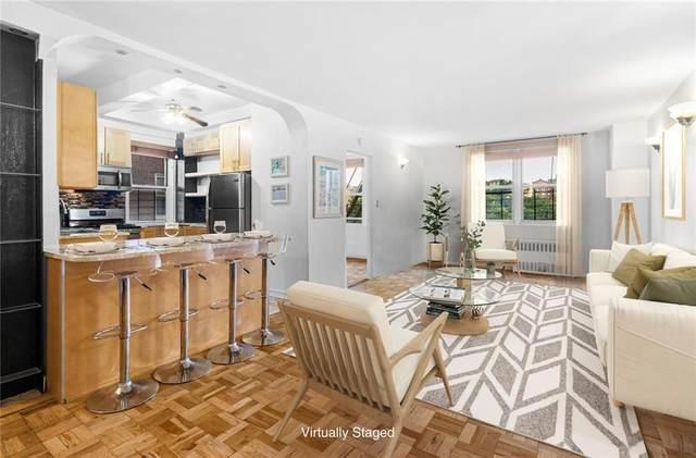 100 Overlook #212, New York, NY 10040 (MLS #H6150399) :: Mark Boyland Real Estate Team
