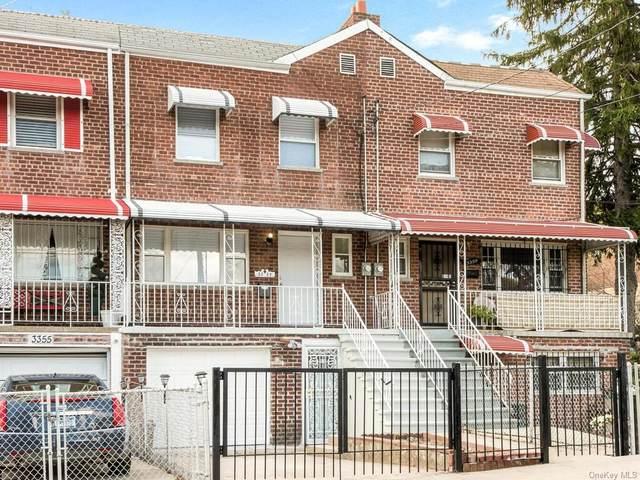 3357 Gunther Avenue, Bronx, NY 10469 (MLS #H6150460) :: Shalini Schetty Team