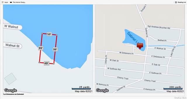 Walnut Street, Bethel, NY 12720 (MLS #H6150740) :: Kendall Group Real Estate | Keller Williams