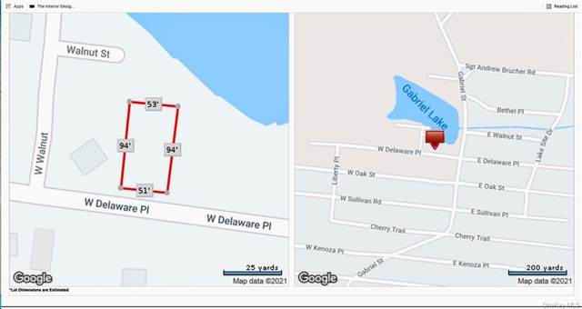 Delaware Place Tr 103, Bethel, NY 12720 (MLS #H6150742) :: Kendall Group Real Estate | Keller Williams