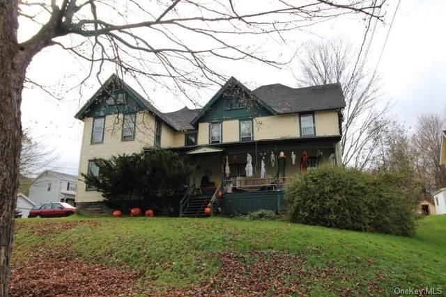 12 Church Street, Livingston Manor, NY 12758 (MLS #H6150746) :: Cronin & Company Real Estate