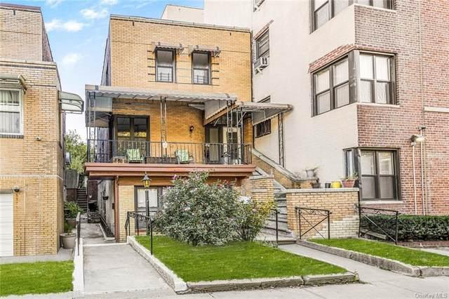 832 Pelham Parkway S, Bronx, NY 10462 (MLS #H6150758) :: Cronin & Company Real Estate