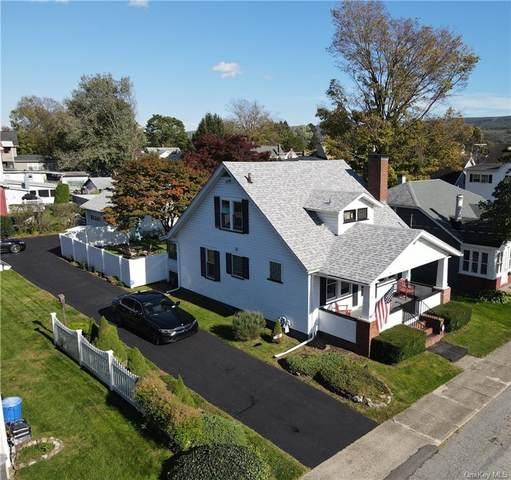29 West Street, Port Jervis, NY 12771 (MLS #H6150763) :: Cronin & Company Real Estate