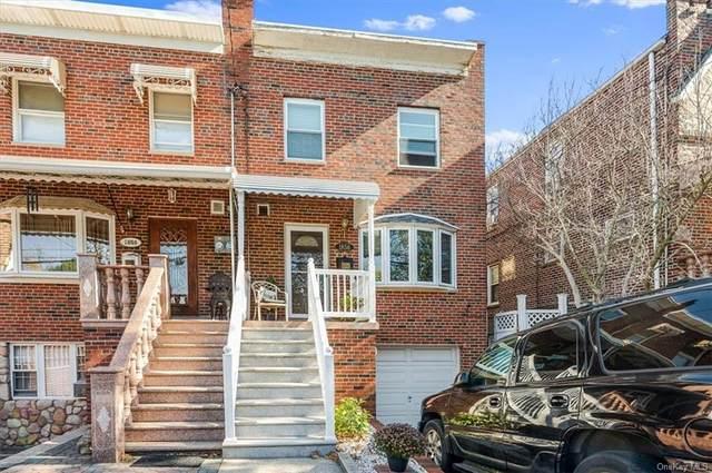 1856 Williamsbridge Road, Bronx, NY 10461 (MLS #H6150901) :: Howard Hanna | Rand Realty