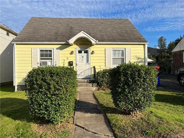 6 Springsteen Avenue, Haverstraw, NY 10927 (MLS #H6150929) :: Cronin & Company Real Estate