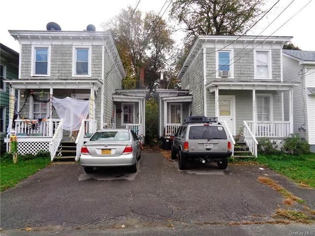 143 Hammond Street, Port Jervis, NY 12771 (MLS #H6151364) :: Barbara Carter Team