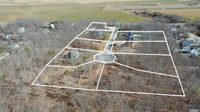 Lot# 4 Aj Court, Riverhead, NY 11901 (MLS #3207488) :: Frank Schiavone with William Raveis Real Estate