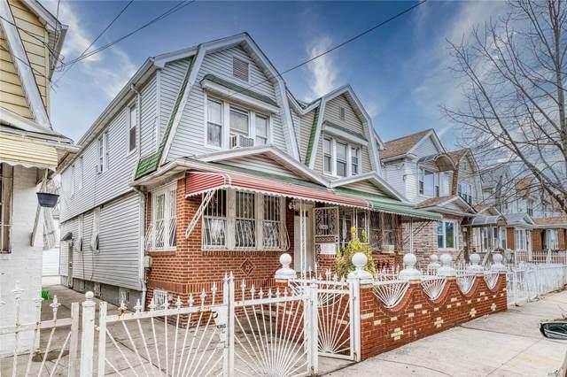 772 E 48th St, East Flatbush, NY 11203 (MLS #3209884) :: Mark Boyland Real Estate Team