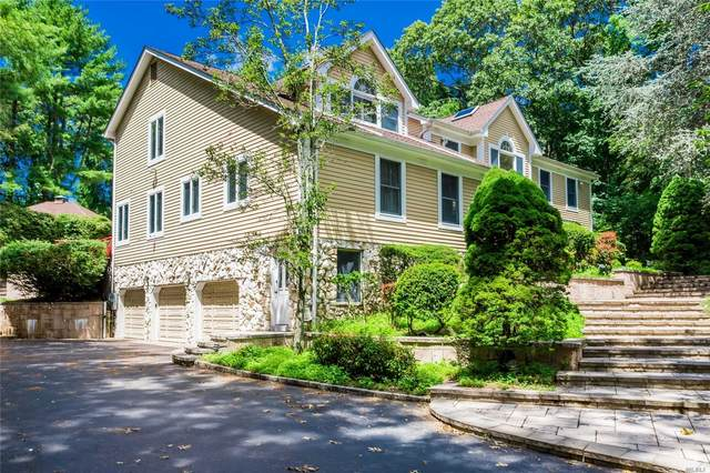 19 Riverview Terrace, Smithtown, NY 11787 (MLS #3209988) :: Frank Schiavone with William Raveis Real Estate