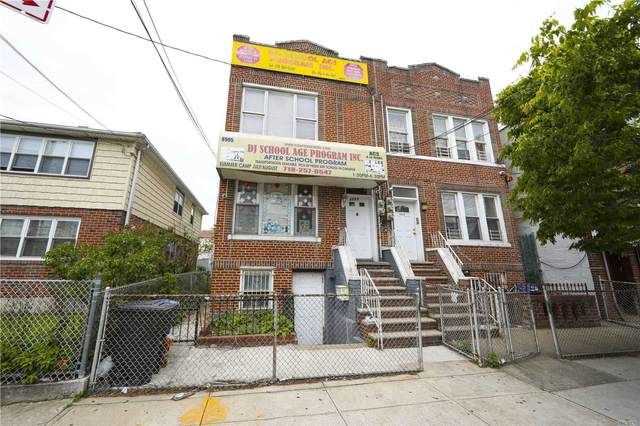 8905 Glenwood, Canarsie, NY 11236 (MLS #3216240) :: Cronin & Company Real Estate