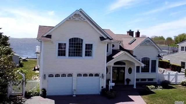 22 Cedar Point Drive, West Islip, NY 11795 (MLS #3216590) :: Frank Schiavone with William Raveis Real Estate