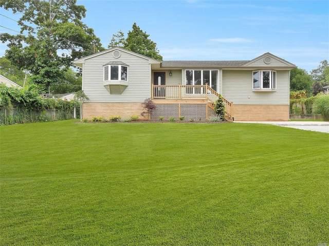 15 Mallard Drive, Center Moriches, NY 11934 (MLS #3220255) :: Frank Schiavone with William Raveis Real Estate